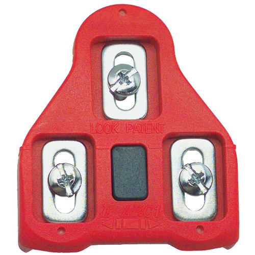 VP Components Red Arc Floating Cleats for Look, Campagnolo-s