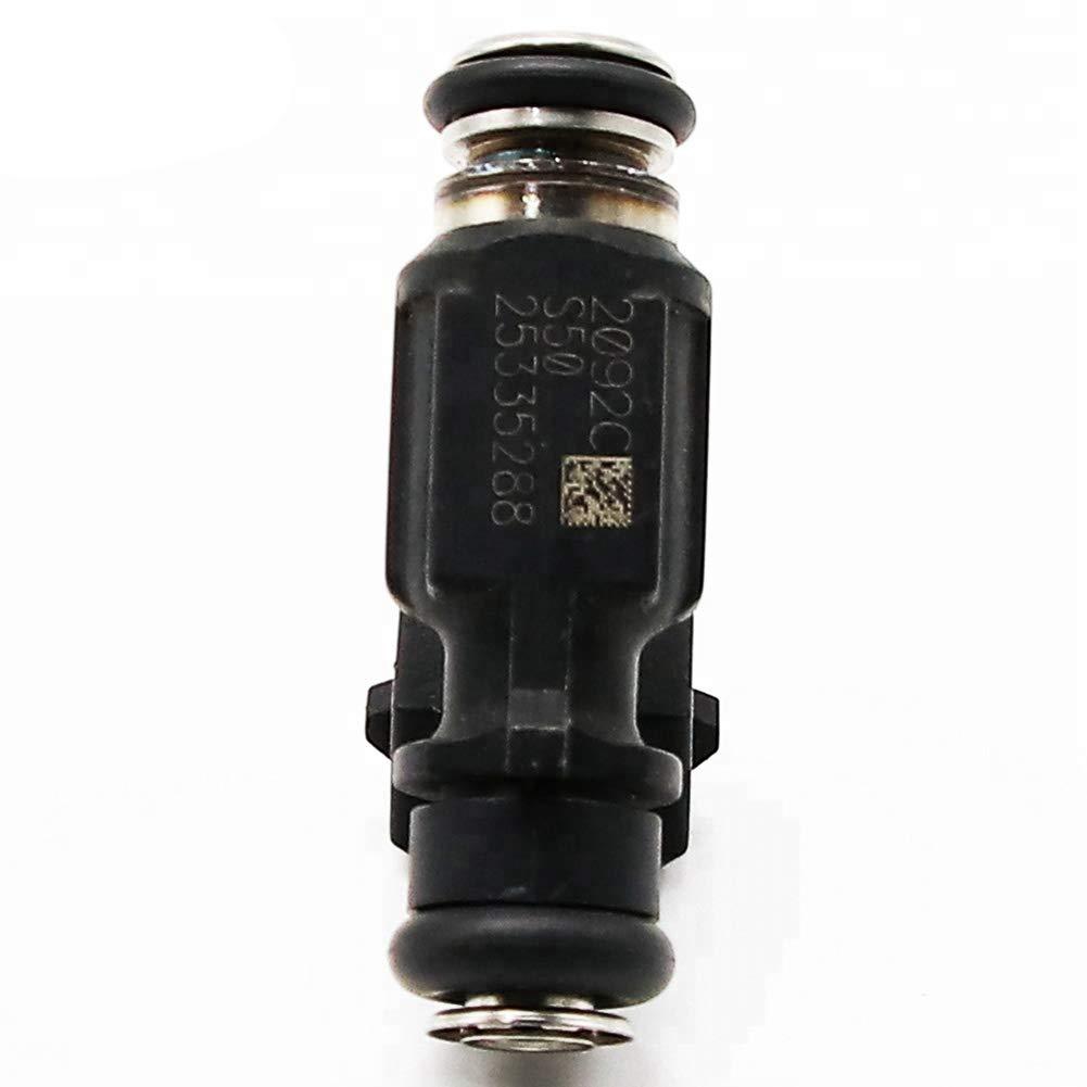 Bernard Bertha Fuel Injector Nozzle 25335288 for 2002-2006 Mercurys 40HP-60HP Outboard 2-Stroke