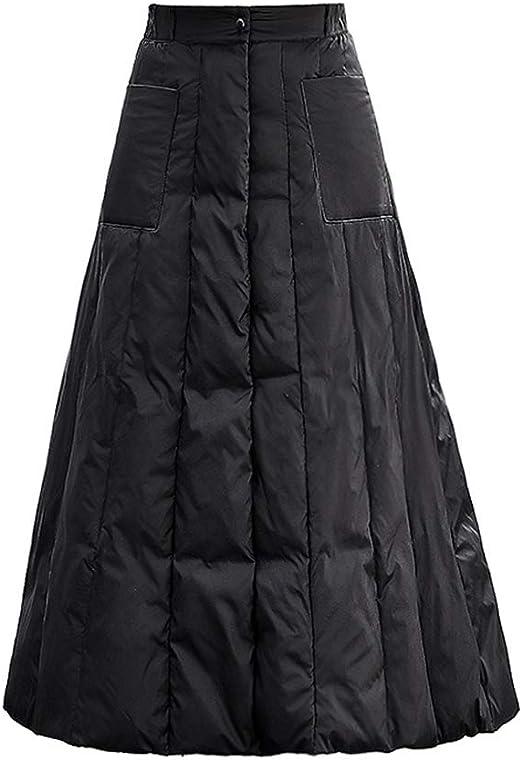 Falda de Invierno para Mujer, Caliente Grueso pequeña Falda ...