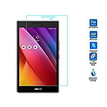 "ASUS Zenpad 8 Z380M Screen Protector, IVSO ASUS Zenpad 8.0 Z380M Ultra-thin 9H Hardness Highest Quality HD clear& Premium Tempered Glass Screen Protector for ASUS Zenpad Z380M-A2-GR 8"" Tablet(1pcs)"