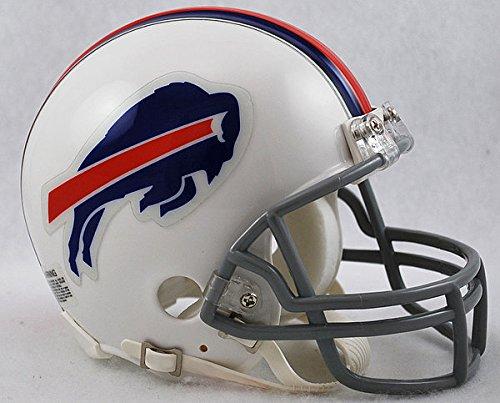 Riddell NFL Buffalo Bills Replica Vsr4 Mini Football Helmet ()