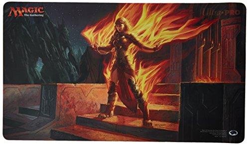 Art Art Chandra (Distribution Dude Magic The Gathering Origins Chandra Nalaar Play Mat Card Game)
