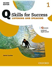 Q Skills for Success (2nd Edition). Listening & Speaking 1. Student's Book Pack
