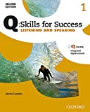 img - for Q: Skills for Success 2E Listening and Speaking Level 1 Student Book book / textbook / text book