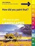 How Did You Paint That, International Artist Staff, 1929834411