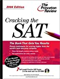 Cracking the SAT with Sample Tests on CD-ROM, 2004 Edition (College Test Prep)