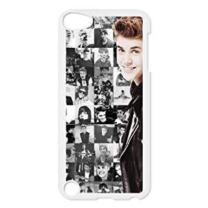 YUAHS(TM) Cover Case for Ipod Touch 5 with Justin Bieber YAS130765