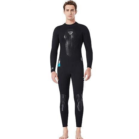 ZXLIFE@@ Traje De Surf De Neopreno para Hombre, Traje De ...