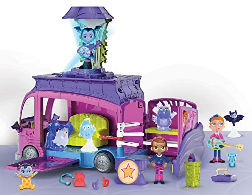 Vampirina Rock N' Jam Touring Van Toy, Multicolor 78126
