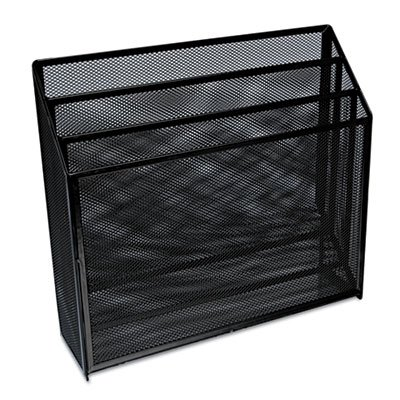 Universal Mesh Three-Tier Organizer, Black (20007)
