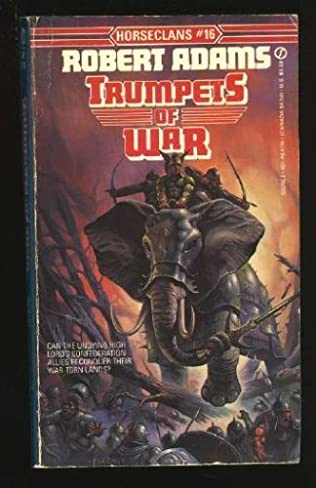 book cover of Trumpets of War