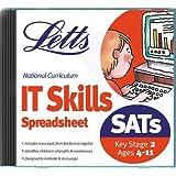 Letts Key Stage 2 IT Skills : Spreadsheet [Import]