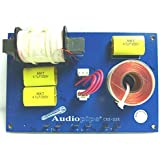 2 Way Passive Crossover 2000 Hz - 600 Watts 4 or 8ohms