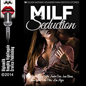 MILF Seduction Audiobook