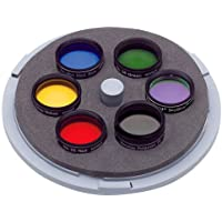 Orion 5590 Deluxe Stargazers 1.25-Inch Eyepiece Filter Set