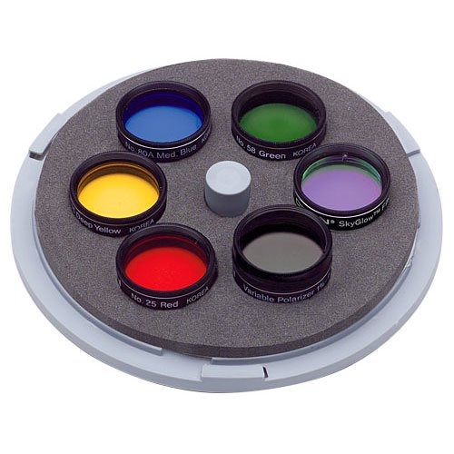 Orion 5590 Deluxe Stargazer's 1.25-Inch Eyepiece Filter Set by Orion