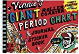 img - for Vinnie's Giant Roller Coaster Period Chart & Journal Sticker Book book / textbook / text book