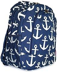 N. Gil Nautical Anchors School Backpack