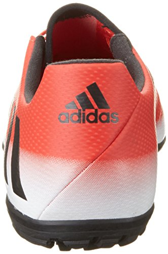 Adidas Calcio Da Uomo 16 ftwr Messi White 3 core Black red Tf Scarpe Rosso YnqxrXYwH
