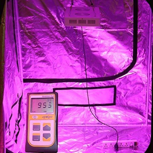 Review Growstar 600 Watt Led Grow Light Hydroponic