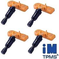 4sensores de presión de neumáticos TPMS en TPMS