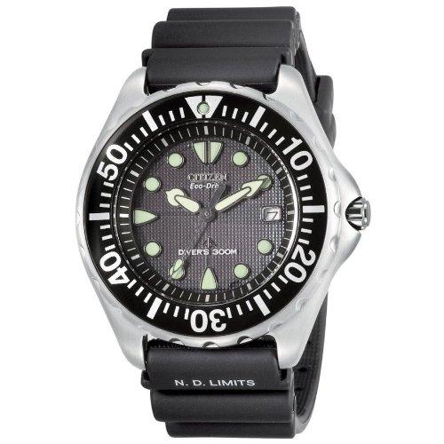 Citizen BN0000-04H - Reloj analógico de cuarzo para hombre con correa de plástico,