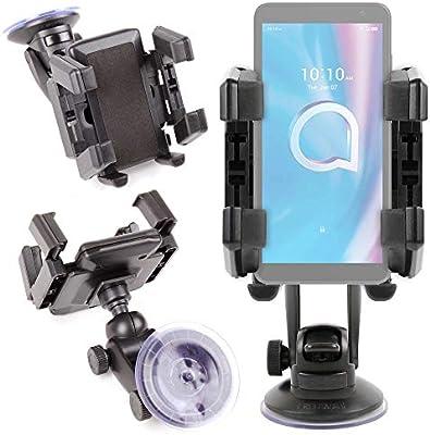 DURAGADGET Soporte para Coche Compatible con Smartphone ALCATEL 1B ...