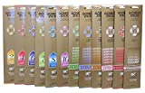 Gonesh Incense Sticks, 12 Variety , 20 Sticks