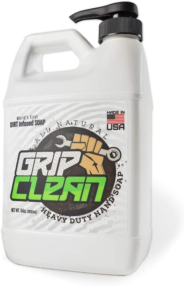 Grip Clean hand cleaner for car mechanics