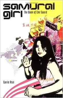 Samurai girl book spiritual
