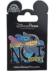 Disney Pin - Stitch Sorry Not Sorry