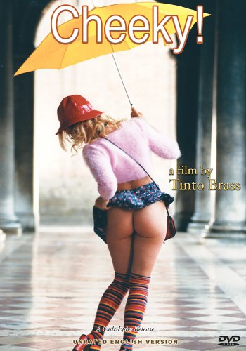Cheeky! (Unrated English Version) (Adult Dvd Movies)