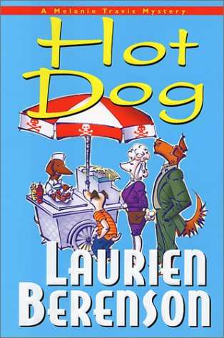 book cover of Hot Dog