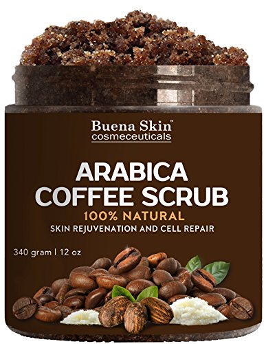 Coffee Face Scrub For Acne - 6