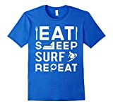 Eat Sleep Surf Repeat T-Shirt