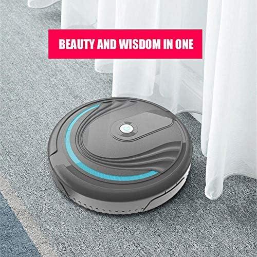 RobotUSBAspirateur Ménage Automatique Mini Aspirateur Robot Ménage De Charge Des Appareils Ménagers