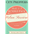 City Preppers: Bundle Pack, Books 1-3. Urban Survival Guides for Moms.