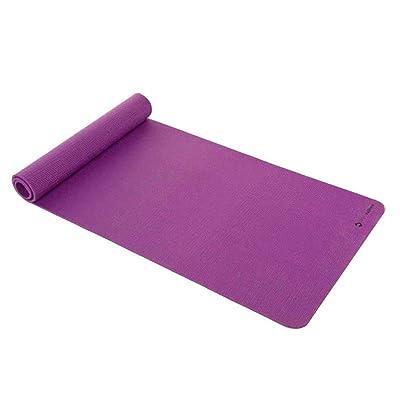 HJHY® Tapis de yoga, épaissir Widen allonger tapis de fitness insipide antidérapant tapis d'exercice Bonne élasticité