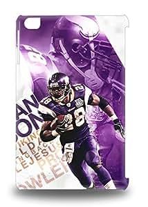 For Ipad Mini/mini 2 Tpu Phone Case Cover NFL Minnesota Vikings Adrian Peterson #28 ( Custom Picture iPhone 6, iPhone 6 PLUS, iPhone 5, iPhone 5S, iPhone 5C, iPhone 4, iPhone 4S,Galaxy S6,Galaxy S5,Galaxy S4,Galaxy S3,Note 3,iPad Mini-Mini 2,iPad Air )
