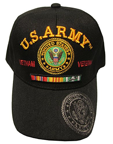 Army Strong U.S. Army Vietnam Veteran Adjustable Cap
