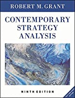 Contemporary Strategy Analysis: Text and Cases Edition, 9th Edition Front Cover