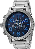 Nixon Men's '51-30 Chrono' Quartz Stainless Steel Casual Watch (Model: A0832219-00)