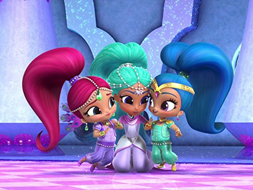 Welcome to Zahramay Falls (Shimmer And Shine Welcome To Zahramay Falls)