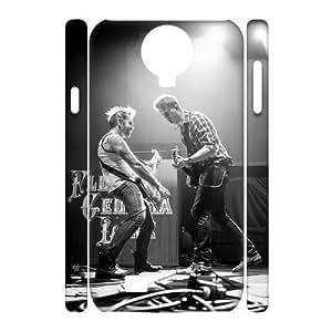 C-EUR Cell phone case Florida Georgia Line Hard 3D Case For Samsung Galaxy S4 i9500