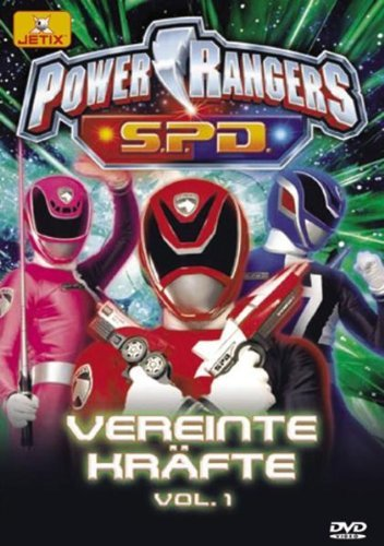 Power Rangers Spd 1 [Import - Videos Spd Power Ranger
