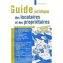Guide juridique des locataires et des proprietaires
