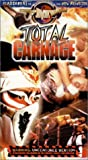 FMW (Frontier Martial Arts Wrestling) - Total Carnage (Uncensored Version) [VHS]