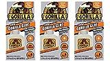 Gorilla 4500104-3 Clear Glue 1.75 Oz, Clear (Pack of 3)