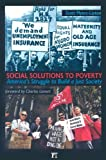 Social Solutions to Poverty, Scott Myers-Lipton, 1594512116
