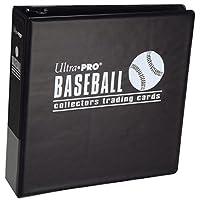 """Álbum de béisbol negro UltraPro 3 """""""